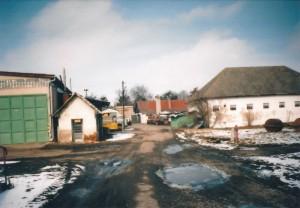 Areál firmy Poľno SME pred rokom 2003