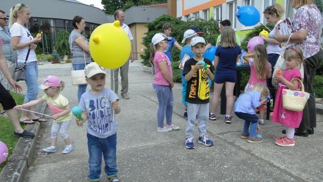 Medzinárodný deň detí sme oslávili ako sa patrí
